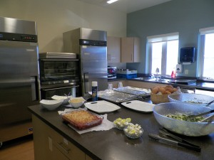 Temple Shalom Kitchen